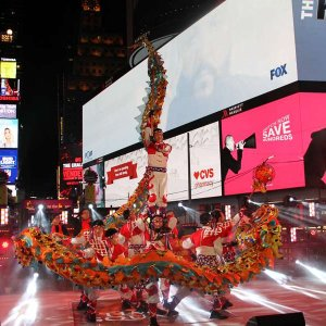 Thriving Holiday Trips During China's New Year