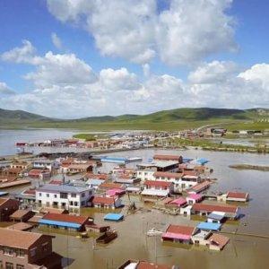 Devastating Floods Hit China