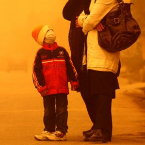 UN Officials to Attend Dust Storms Confab in Tehran
