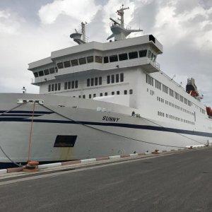 The cruise ship Sunny will soon connect Kish to Chabahar.