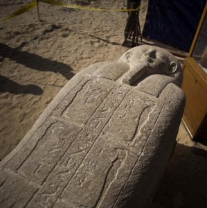 Another Ancient Cemetery Discovered Near Cairo