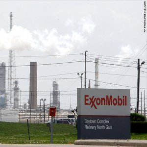 Exxon Fined $20m for Pollution in US