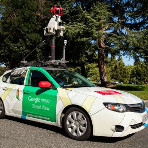 Google Tracking Air Pollution