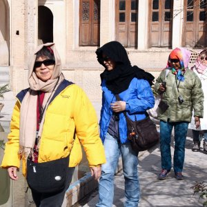Iran's goal is to draw 20 million tourists annually by 2025.