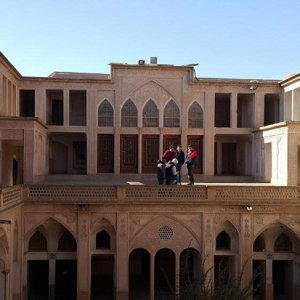 Foreign Investors Eying  Old Kashan Mansions