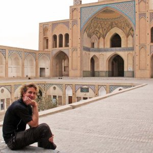 Foreign Tourists in Kashan Up 62%