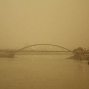 Dust and sand storms have recently held the province hostage for weeks.