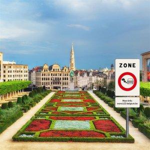 London to Introduce Zero-Emission Zones in 2020