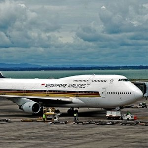SIA to Launch World's Longest Nonstop Flight by Year End