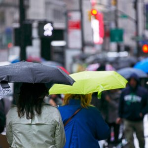 Climate Change Increases Rainfall Intensity