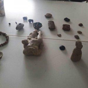 Mesopotamian Relics Found in Varamin