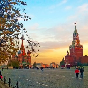 Russia expects an influx of tourists later this month.