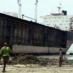 Shipbreaking has become an issue of global environmental and health concerns in recent years.