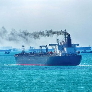 Ultimately the goal is for shipping's greenhouse gas emission to be reduced to zero by the middle of the century.