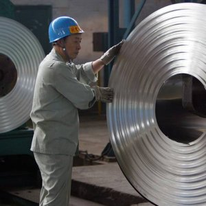 Cuts in Chinese Steel Output Pegged to Emission Levels