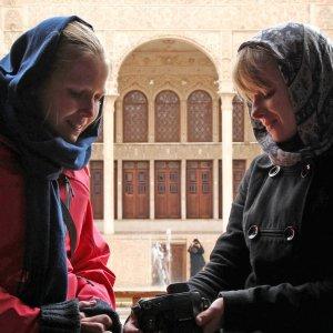 Tourists spent an estimated $32 billion in Iran.