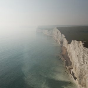 Mysterious Chemical Haze Blanketed UK Coastline