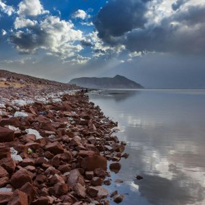 Urmia's water level has been stabilized and the next target is to restore its ecological level.