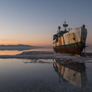 Urmia Lake Expected to Shrink