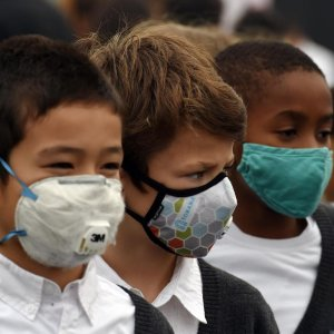 Poor air quality kills 570,000 children under the age of five globally.