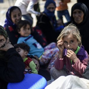 Refugees now comprise about 20% of Jordan's population.