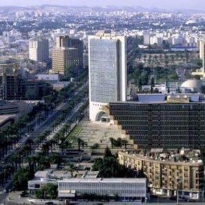 Algeria  GDP Slows