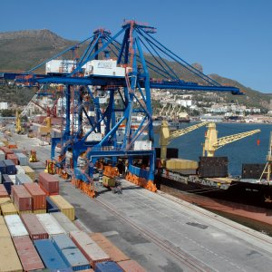 Algeria's Trade Deficit Falls Sharply