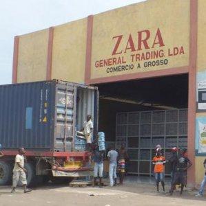 Angola Economy Contracted 4.3%