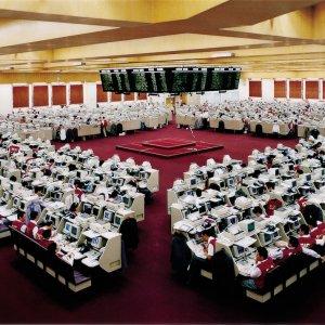 Asian Stocks Retreat, European Shares Mixed