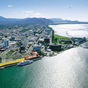 Far North Queensland extends 340,000 square kilometers and boasts an extensive coastline.