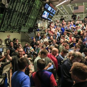 Cboe tweeted that nearly 1,000 contract trades had been placed after two hours of initial trading.