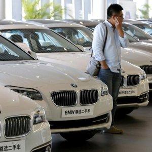 BMW Seeking Broader China Collaboration
