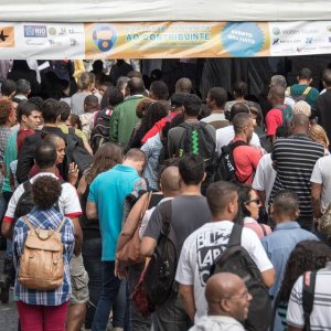 Brazil's Jobless Rate Falls
