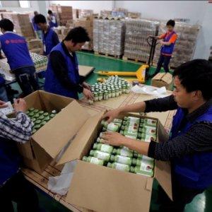 China Consumer Economy Growing Fast