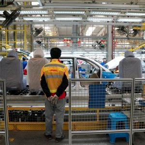 China Industrial Firms' Profits Grow 21.9%