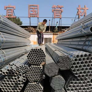 Beijing says it will take the necessary steps to protect the rights  of Chinese enterprises.