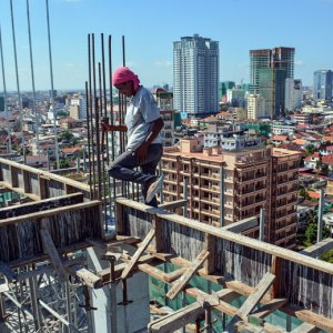 Cambodia Growth Remains Robust