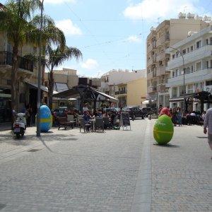 Cyprus Warned of Sizeable Downside Risks