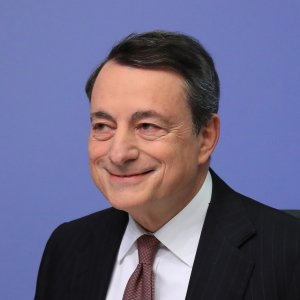 Mario Draghi cited eurozone growth of between 0.3% and 0.6% each quarter since 2015, as well as the creation of over four million jobs over the last three years.