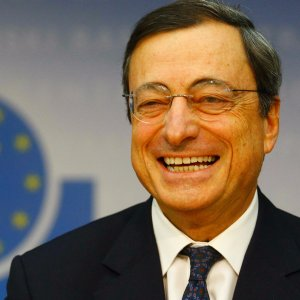Draghi Unfazed by Euro's Strength