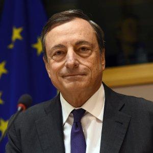 Draghi Assures Eurozone Economic Upturn Still Solid