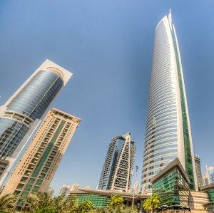 Dubai Office Rents Declining