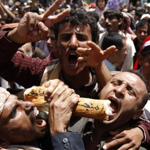 Egyptians this week staged street protests after the Ministry of Supply announced changes in the bread distribution system on Monday.