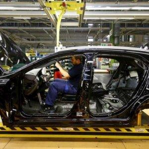German Industry Orders Rise
