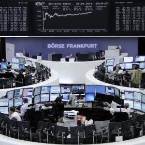 Global Shares Slide as Wall Street Rally Fades