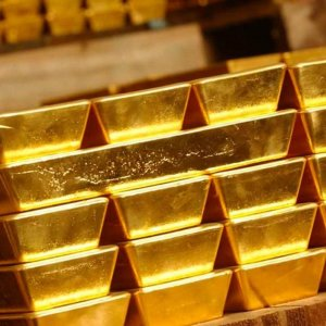 Gold at Near 4-Month High