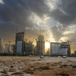 Growth Contraction Slowing Saudi Reforms