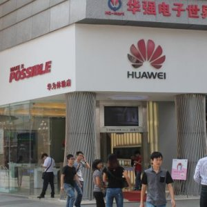 Huawei's Global Ambitions Hit