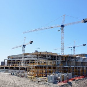 Hungary Construction Output Up 15%