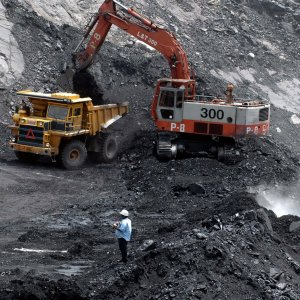 Coal production accounts for a paltry 6-10% of the overall domestic production.